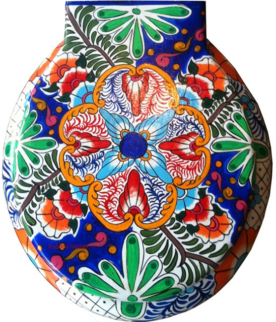 hand painted toilet seats from mexico